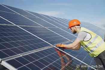 Daken van openbare gebouwen krijgen zonnepanelen en iedereen kan daar aan verdienen - Gazet van Antwerpen