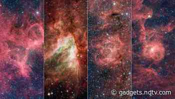 NASA Explains Why 'Stars Are Just Like Us' With Stunning Pictures of Four Nebulae