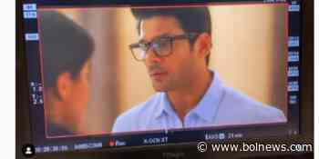 Sidharth Shukla says goodbye with a grin in a BTS video from BBB3 as fans sobs - BOL News
