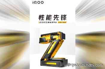 iQoo Z5 Launch Date Set for September 23, Snapdragon 778G Confirmed