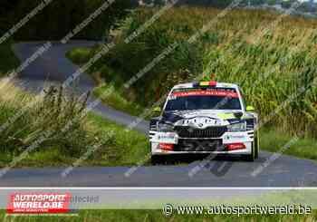 BRC Ieper: Bédoret indrukwekkend op zaterdagochtend - Autosportwereld - Autosportwereld