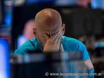 La euforia duró poco: las acciones argentinas caen en Buenos Aires y Nueva York - lavozdesanjusto.com.ar