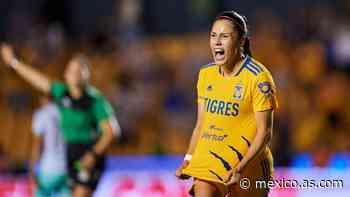 Tigres Femenil golea a Pachuca en la fecha 9 del Grita México A2021 - AS México