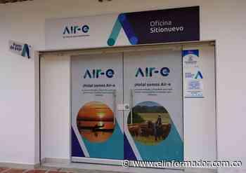 Inauguran oficina comercial de Air-e en Sitionuevo, Magdalena - El Informador - Santa Marta