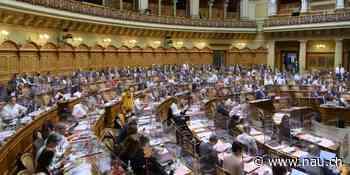 Parlament will Programm für Sanierung von Hotels in den Bergen - Nau.ch