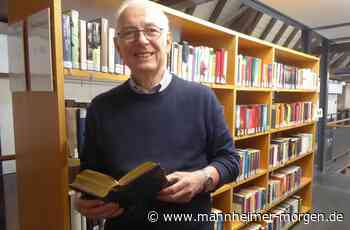 Viernheim: Herbert Kempf sammelt historische Schriften - Viernheim - Nachrichten und Informationen - Mannheimer Morgen