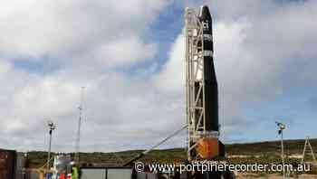 SA rocket launch stopped a second time | The Recorder | Port Pirie, SA - The Recorder