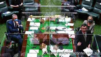 Green light for Vic MPs to sit remotely - The Recorder