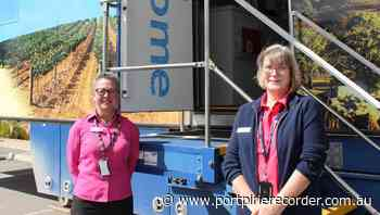 Breast cancer screening van in town | The Recorder | Port Pirie, SA - The Recorder