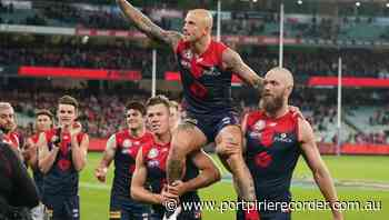 AFL's Nathan Jones retires a Demons great | The Recorder | Port Pirie, SA - The Recorder