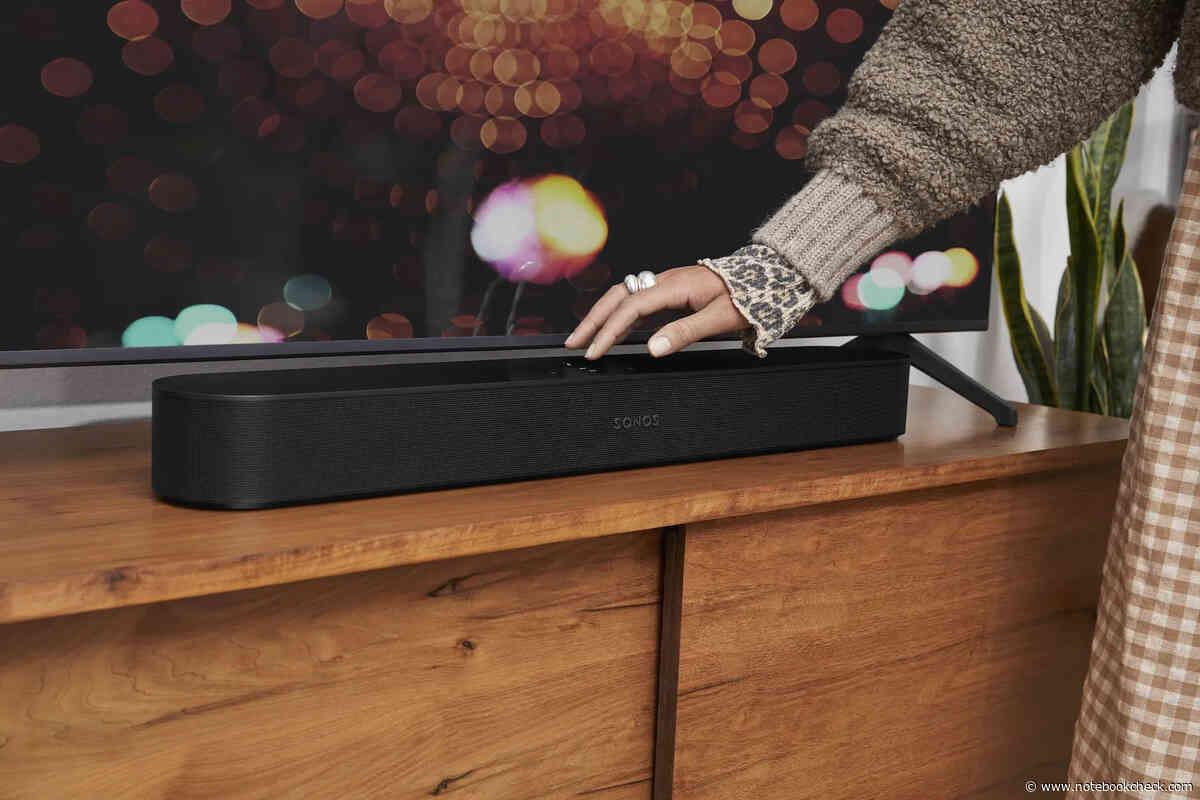 Die Sonos Beam Gen 2 Soundbar kommt mit AirPlay 2 und fragwürdigem Dolby Atmos - Notebookcheck.com