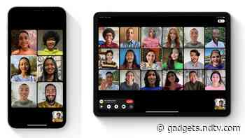 iOS 15, iPadOS 15 for iPhone and iPad Models in India Releasing on September 20; New Features for FaceTime, Messages