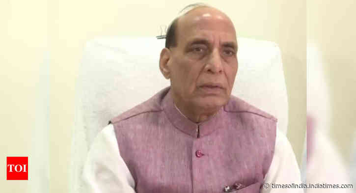 Trust between govt and industry increased following scrapping of retrospective taxation: Defence minister Rajnath Singh
