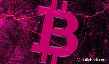Bitcoin Investors Are 'Unshaken' by Large BTC Drawdown, Says Crypto Insights Firm Glassnode - The Daily Hodl