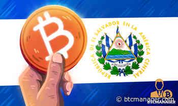 El Salvador Offers Tax Exemptions to Bitcoin (BTC) Investors | BTCMANAGER - BTCMANAGER