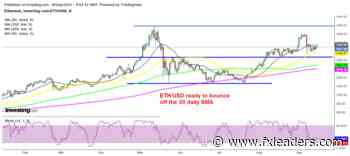 Ethereum (ETH) and Ripple Coin (XRP) Ready for the Next Bullish Leg - FX Leaders