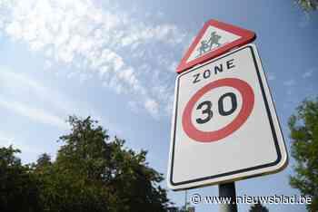 1 op 10 rijdt te snel door Rooienberg
