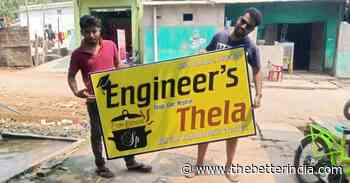 Engineers Run Biryani Thela While Juggling Full-Time Jobs, Earn an Extra Rs 45000/Month - The Better India