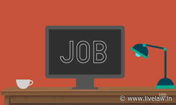 Special Judicial Magistrate/Special Metropolitan Magistrate Vacancy At Various Districts Of Uttar Pradesh ... - Live Law - Indian Legal News