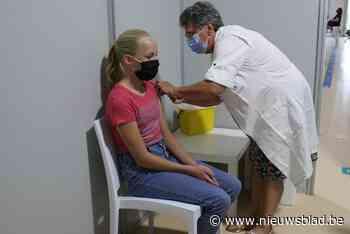 """Vaccinatiecentrum Hoge Wal sluit over een maand: """"Ruim 91 procent van de 12-plussers gevaccineerd"""""""