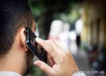 En Ciudad Bolívar llevan más de 24 horas sin señal Movistar - primicia.com.ve