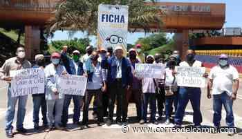 Personal de Venalum que reside en Ciudad Bolívar exige reintegro a la empresa tras casi tres años fuera - Correo del Caroní - Correo del Caroní