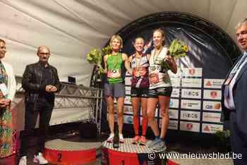 Ilse Van Den Bossche staat in tweede marathon meteen op het podium