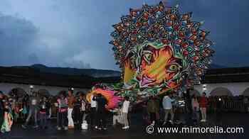 Inicia el Festival de Globos de Cantoya de Paracho, Michoacán - MiMorelia.com