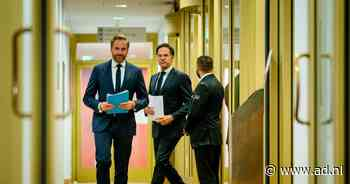 Kabinet zoekt houvast in 'tussenfase': wel versoepeling, maar geen gejubel meer - AD.nl