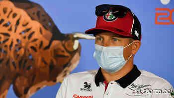 """Kimi Räikkönen is hersteld van coronavirus: """"Tot op de volgende GP"""" - sporza.be"""