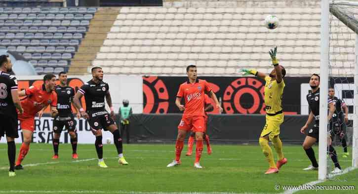 Sport Boys igualó 2-2 con César Vallejo en Matute - Futbolperuano.com