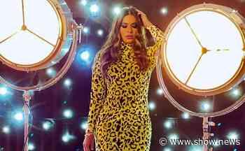 Galilea Montijo en cubierto vestido amarillo recibe halagos - Show