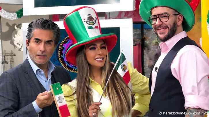 """""""No soy tu amiga"""": Galilea Montijo deja en ridículo a compañero en Hoy, ¿problemas en el matutino? - El Heraldo de México"""