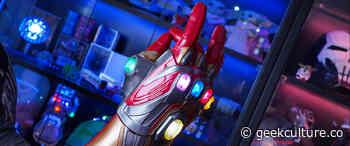 Unboxing Hasbro's Marvel Legends Series Iron Man Nano Gauntlet - Geek Culture