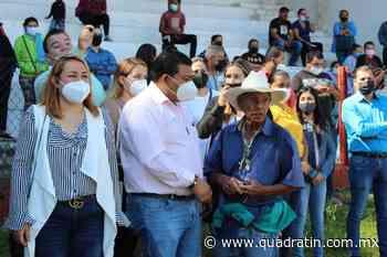 Inauguran en Jiquilpan parque infantil en la colonia Buenos Aires - Quadratín - Quadratín Michoacán