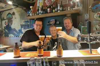Café 't Kelderke zet met Hete Keen eigen bier op de kaart