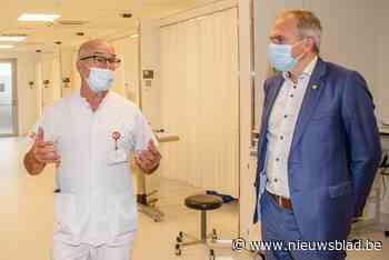 """Minister Diependaele blij met samenwerking Sint-Elisabeth en Glorieux: """"Zo moet zorg zijn: nabij en toegankelijk"""""""