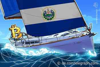 El Salvador kauft erste 200 BTC: Inkrafttreten des Bitcoin-Gesetzes rückt näher - Cointelegraph Deutschland