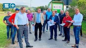 Netphen begräbt Stadthallen-Plan auf der Braas - WP News