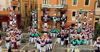 Los castells vuelven a Tarragona por Santa Tecla con un protocolo que servirá para todo el colectivo - Diari Més