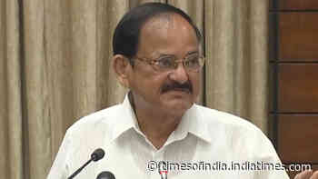 Present multiple view points, leave judgements to people: VP Naidu advises media