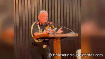 There can be more turmoil: CDS Gen Rawat on Afghan situation