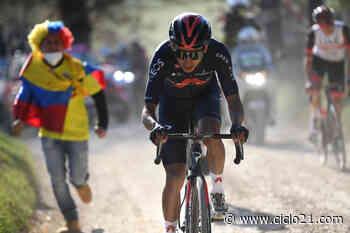 Ineos es el mejor sitio para Egan Bernal - Ciclo 21