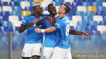 Osimhen named in Napoli squad to face Leicester City; Ghoulam out