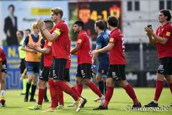"""Nesta Vallez loodst Cappellen naar winst met assist en twee goals: """"Leuk om zo mijn wederoptreden in de verf te zetten"""" - Gazet van Antwerpen"""