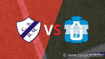 Por la fecha 10 se enfrentarán Dep. Merlo y J.J. de Urquiza - TyC Sports