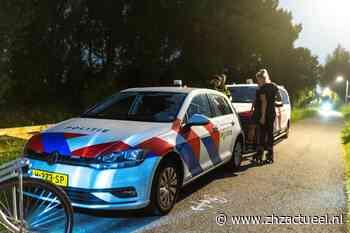 Schoten gehoord bij bos in Alblasserdam; politie doet onderzoek (filmpje) - ZHZActueel