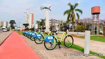 Passo Fundo retoma compartilhamento de bicicletas - Revista News