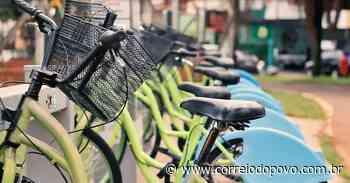 Bicicletas compartilhadas serão reativadas em Passo Fundo - Jornal Correio do Povo