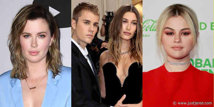Ireland Baldwin Comments on 'Selena' Chants Aimed at Justin & Hailey Bieber at Met Gala 2021